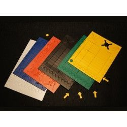 Set Assorti magneten (78 magneten)