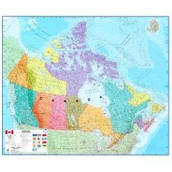 Landkaart Canada Maps International 1:4.850.000